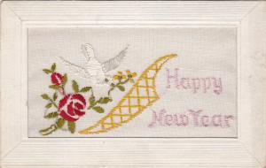 EMBROIDERED : Happy New Year , 00-10s