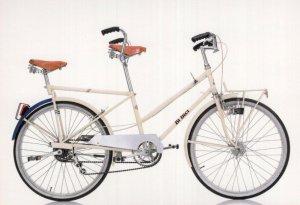 Tur Meccannica BI BICI 1980 Italian Bicycle Bike Postcard