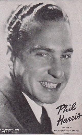 Phil Harris Music Corporation Of America