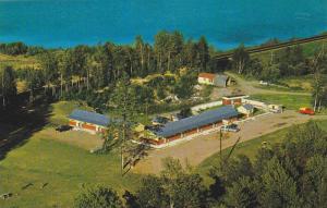 Parkview Motel , UPSALA , Ontario , Canada , 40-60s