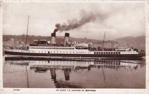 RP, Steamer/Ship/Oceanliner, On Board T. S. Duchess Of Montrose, 1920-1940s