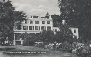 Connecticut Old Lyme Boxwood Manor Gardnes Albertype