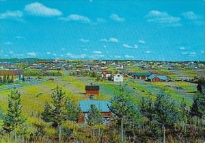Sweden Svappavara Panorama