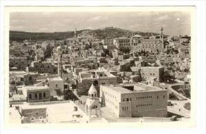 RP  Bethlehem , Palestine, PU-1940s