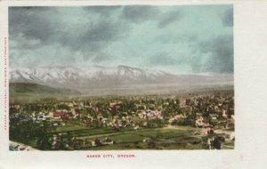 BAKER CITY , Oregon , 1901-07