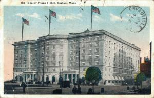 USA - Copley Plaza Hotel Boston Massachusetts 02.72