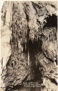 RP; LOOKOUT MT. CAVE, Tennessee, 20-30s; Halls of Dreams