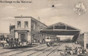 LIVERPOOL, UK, 00-10s; L&N Western Railway Office, Railways in the Thirties