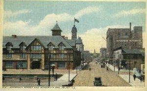Jefferson St. & Woodruff Inn - Joliet, Illinois IL