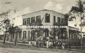 angola, LUANDA LOANDA, Liceu Central Salvador Correa (1910s)