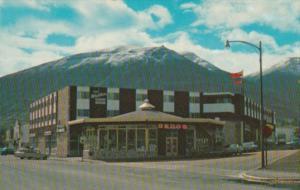 Canada Whistlers Drug Store Jasper National Park Alberta