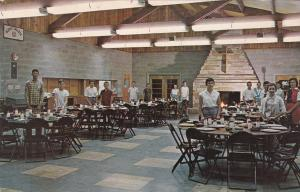 SOUTH HAVEN , Michigan , 40-50s ; Dining hall at Pilgrim Haven
