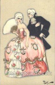 Series 164 Sofia Chiostri, (Fofi) (Italy) Artist Signed 1928 very light posta...