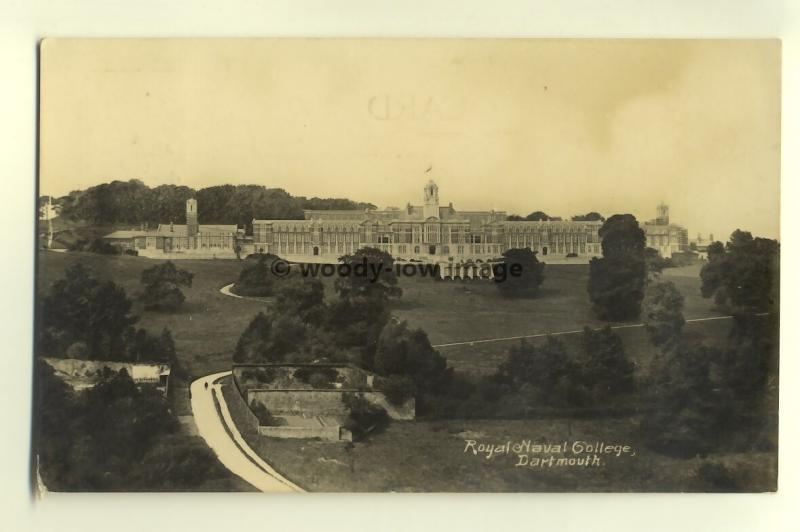tp5280 - Devon - The Royal Naval College and Grounds in Dartmouth - Postcard