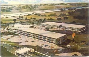 Quality Motel & Golf Course, Kissimmee, Florida, FL,  Chrome
