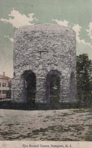 NEWPORT, Rhode Island, 00-10s; The Round Tower