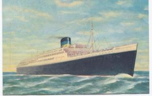 General Steam Navigation Co of Greece, Greek Line, TSS Neptunia PPC, Unposted
