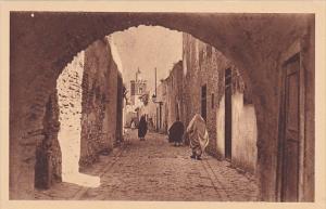 Tunisia Tozeur Une Rue