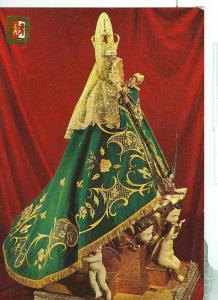Postal Virgenes 018: Santisima Virgen de la Monta?, patrona de Caceres