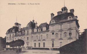 CHEVERNY, Loir Et Cher, France, 1900-1910´s; Le Chateau, La Facade Sud Est