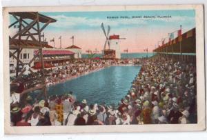 Miami Beach - Roman Pool