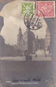 RP: PRAHA: Kostel sv. Mikulase na Starem Meste , Czech Republic , PU-1923