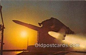 Tarter Guided Missile USS Hoel Unused