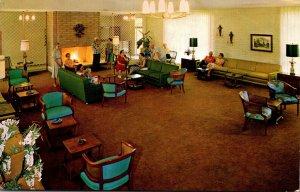 California Walnut Creek Social Lounge Walnut Creek Manor Retirement Living
