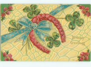 Divided-Back BEAUTIFUL FLOWERS SCENE Great Postcard AA2533