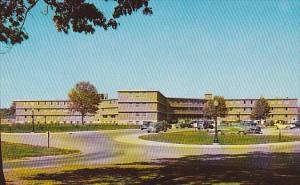 Residence Hall X , Purdue University , Lafayette , Illinois , 40-60s