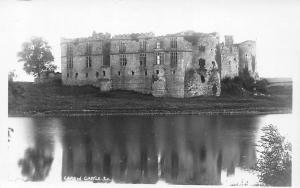 Carew Castle Ruins Chateau Schloss