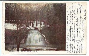 Stony Point, NY - Flora Falls - Early 1900s