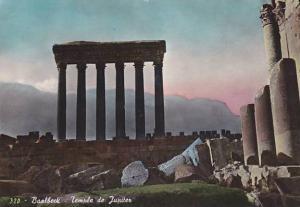 RP, Temple De Jupiter, Baalbeck, Lebanon, Asia, 1920-1940s