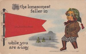 SO. BETHLEHEM, Pennsylvania, 1900-1910's; I'm The Lomesomest Feller In So. Be...