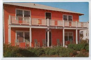 Thomas Manor Myrtle Beach South Carolina postcard