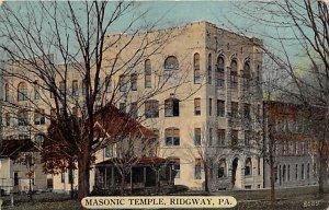 Masonic Temple Ridgeway Pennsylvania, PA