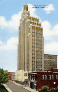 MS - Jackson. Tower Building