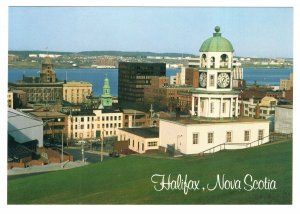 Large 5 X 7 in, Clock Tower, Halifax, Nova Scotia