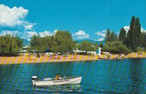 Golden Sands Resort & Motel , KELOWNA , B.C., Canada , 50-60s #1
