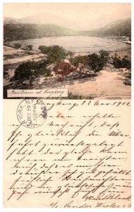 Hong Kong Race Cross , Hong Kong Cancel 1902