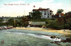 Maine Portland Cape Cottage Casino