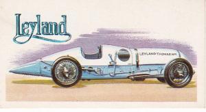 Trade Card Brooke Bond History of the Motor Car No 25