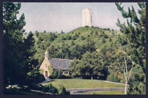 Wee Kirk Forest Lawn Glendale California unused c1930's