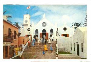 St. Peter's Church, the Parish Church of St. George's, Bermuda,, 40-60s