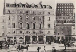 Fortnum & Mason in Queen Victoria's London 250th Birthday Postcard