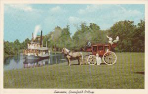 Suwanee Greenfield Village Dearborn Michigan