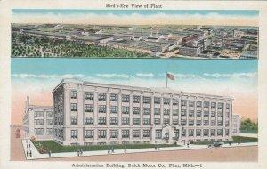 FLINT , Michigan, 1910s ; Buick Motor Company