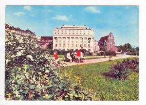 WROCLAW, Poland, 50-60s