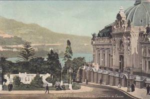 Les Nouveaux Salons De Conversation Au Casino, Monte-Carlo, Monaco, 1900-1910s