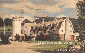 Jug End Barn - South Egremont, Massachusetts MA
